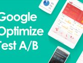 test ab con google optimize
